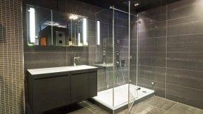 badkamer leisteen | Home | Pinterest - Inspirerend, Badkamer en ...