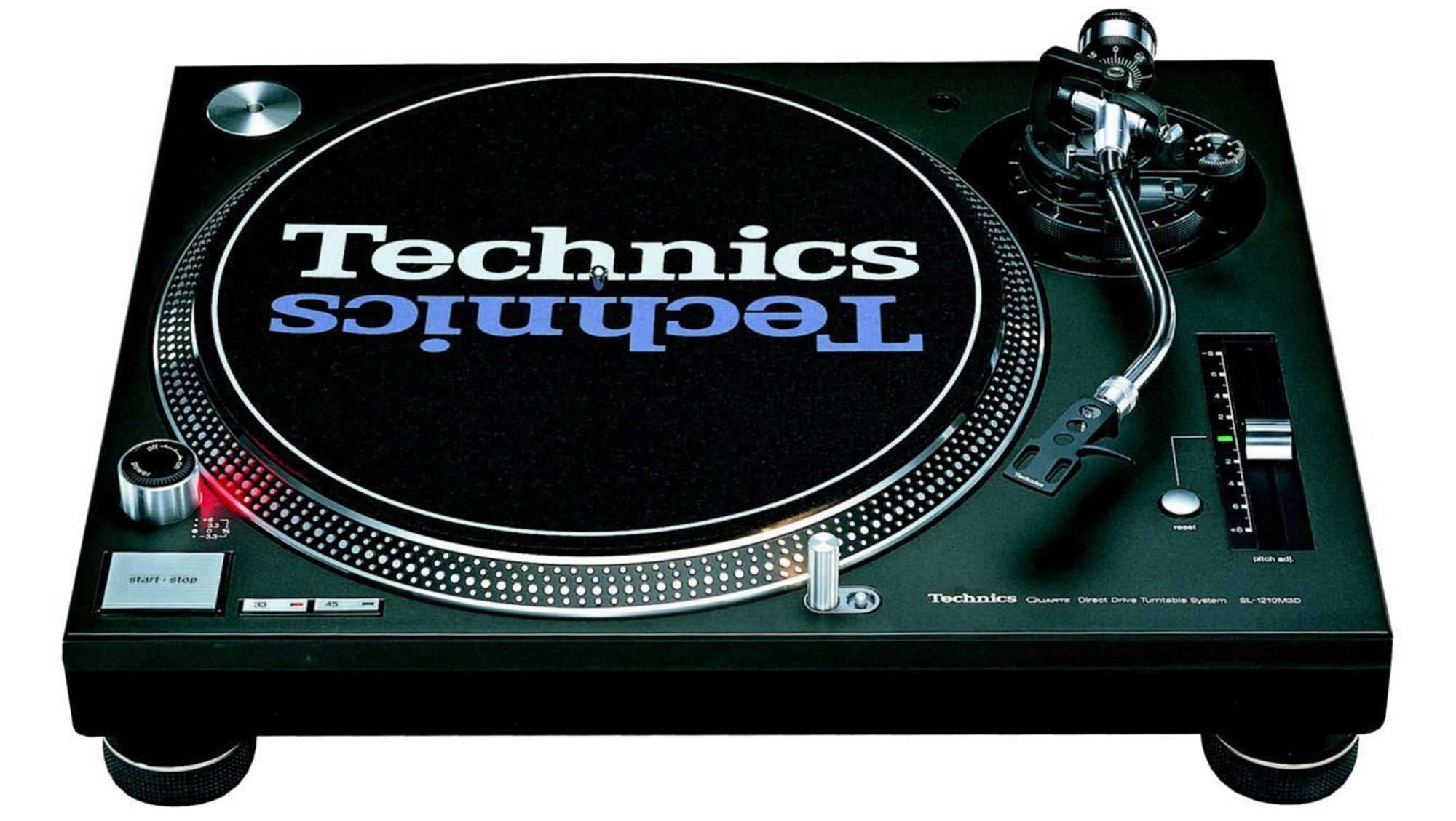 Technics SL-1210MK5 rel;eased in 2002. Essentially the same at the SL-1200MKS except in matte black finish & voltage switch