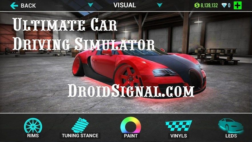Ultimate Car Driving Simulator Mod Apk V3 1 Unlimited Money Car