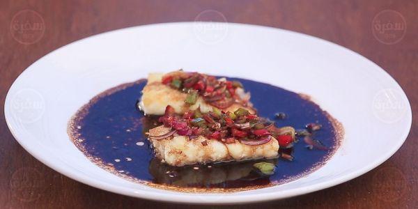 Cbc Sofra طريقة تحضير سمك فيليه بالبلسمك صوص هشام السيد Recipe Cooking Breakfast Food