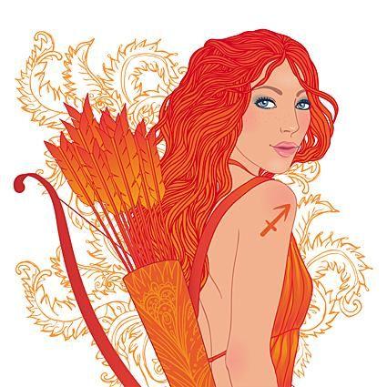 Sagittarius Woman | Quirky and beautiful Sagittarius ...