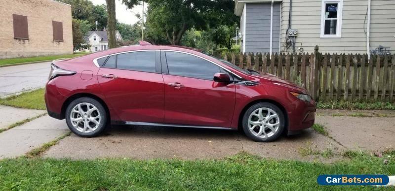 Car For Sale 2017 Chevrolet Volt