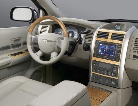 Chrysler Aspen It S Always Been My Dream Car 3 Chrysler