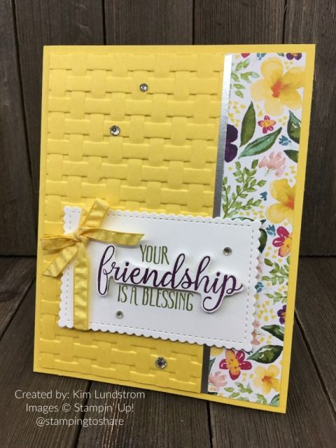 Stamping to Share Demo Meeting Swaps Part Two: Bundles