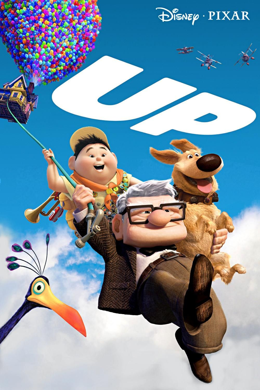 up movie story summary