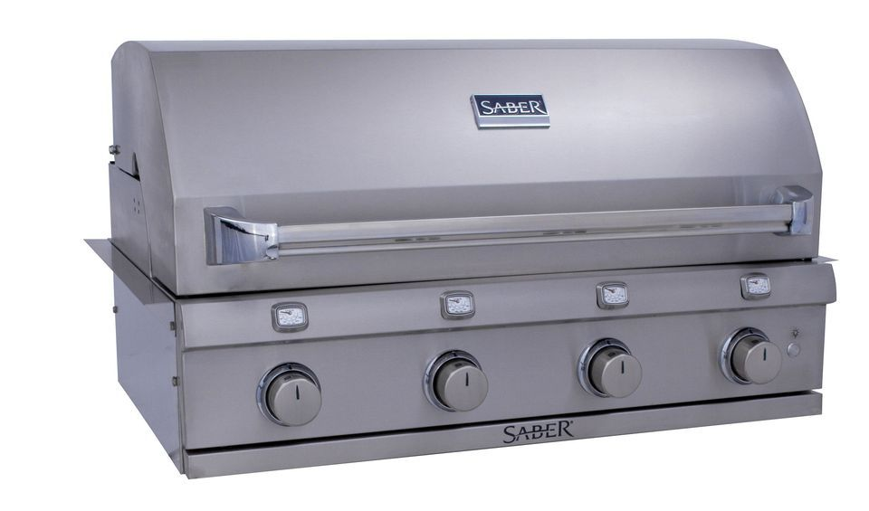 The 7 Best Gas Grill Inserts Under 4 000 Of 2020 Gas Grill Outdoor Kitchen Design Built In Grill