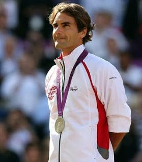 Blog Esportivo do Suíço: Federer destaca valor das Olimpíadas no seu ano