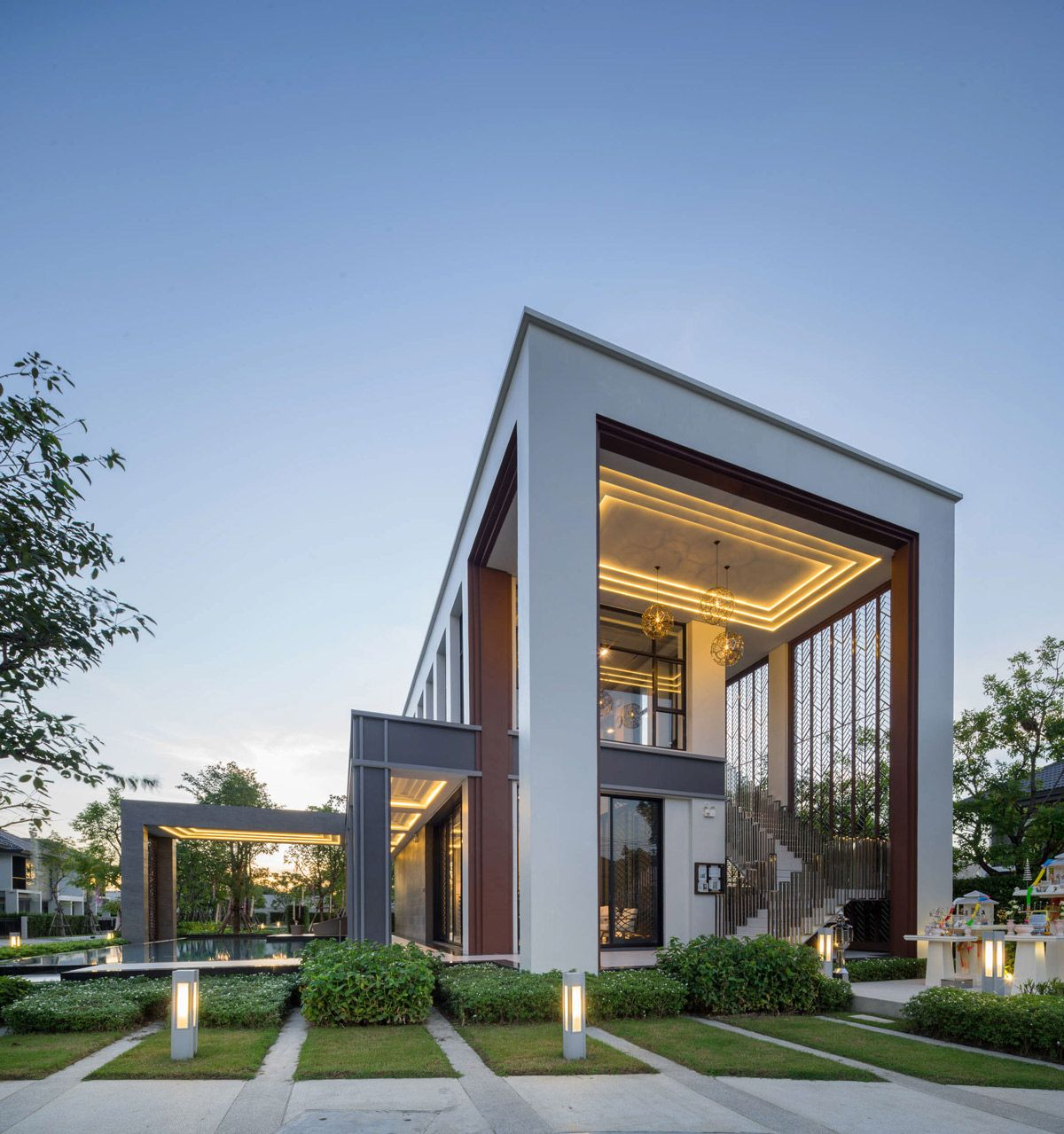 50 Stunning Modern Home Exterior Designs That Have Awesome: 50 Stunning Modern Home Exterior Designs That Have Awesome