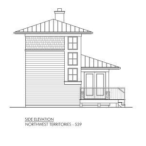 Northwest Territories 539 Small House Plans House Plans