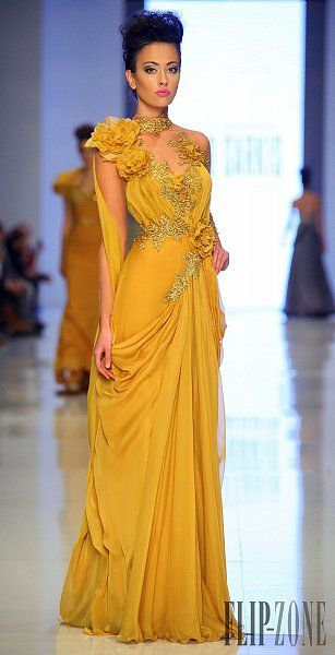 Photo of Fouad Sarkis Spring-Summer 2014 – Couture