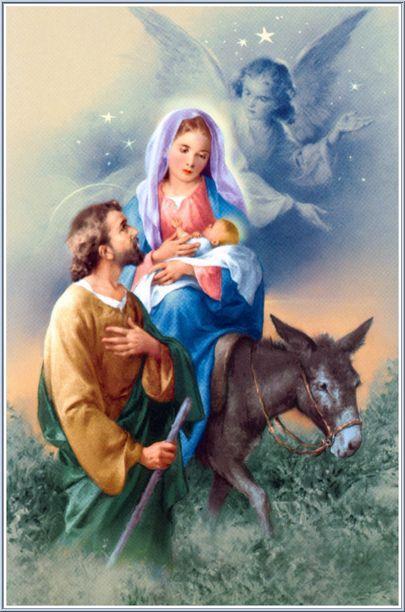 Nativity Of Jesus Christ Old School Christmas Nativity