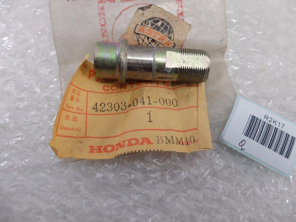 Honda VITON Valve Seal 12208-413-003 1 Seal NOS Genuine OEM