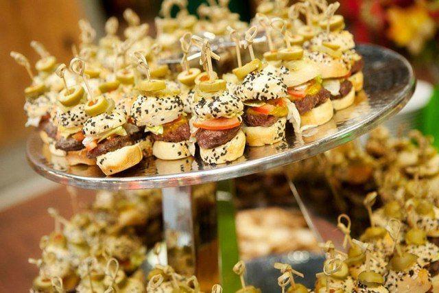 Wedding Philippines 21 Gourmet Burger Bar Buffet Ideas For Your 2