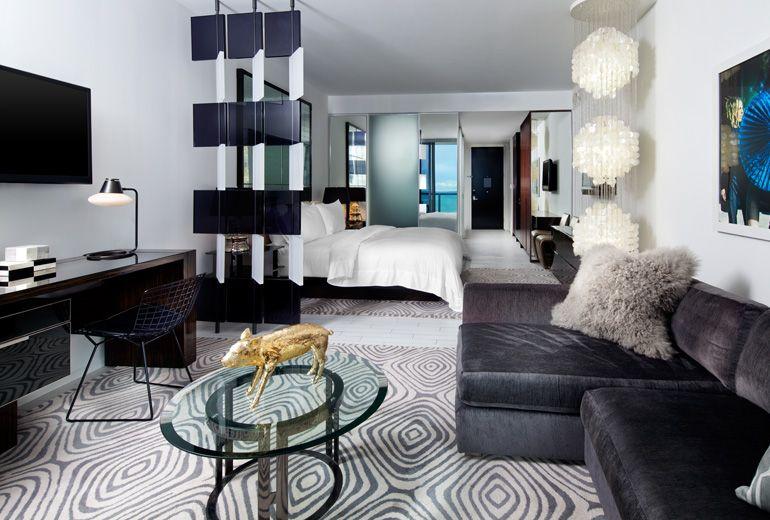 Wonderful Studio Living Room W South Beach