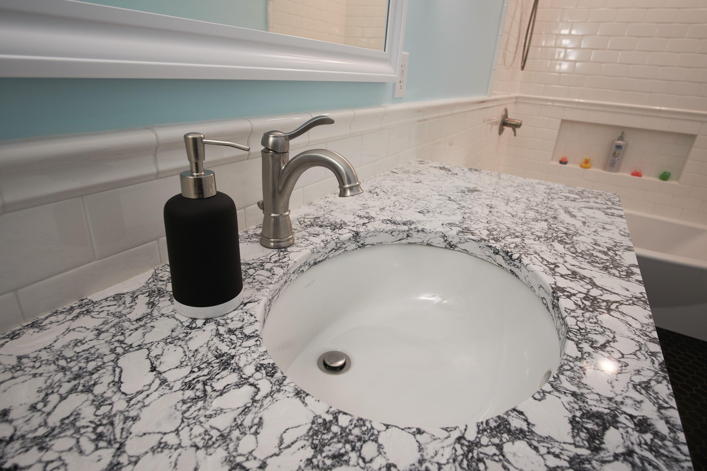Cambria Quartz Rose Bay Bathroom Vanity Top Bathroom Top
