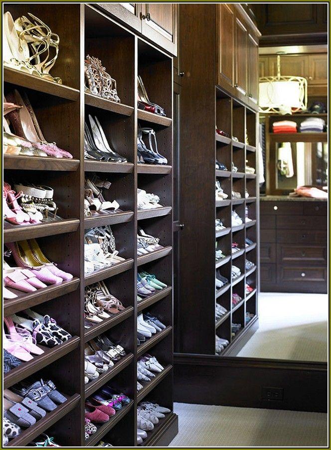 Custom Shoe Wall Bedroom Google Search Shoe Rack Closet Diy Shoe Rack Shoe Closet
