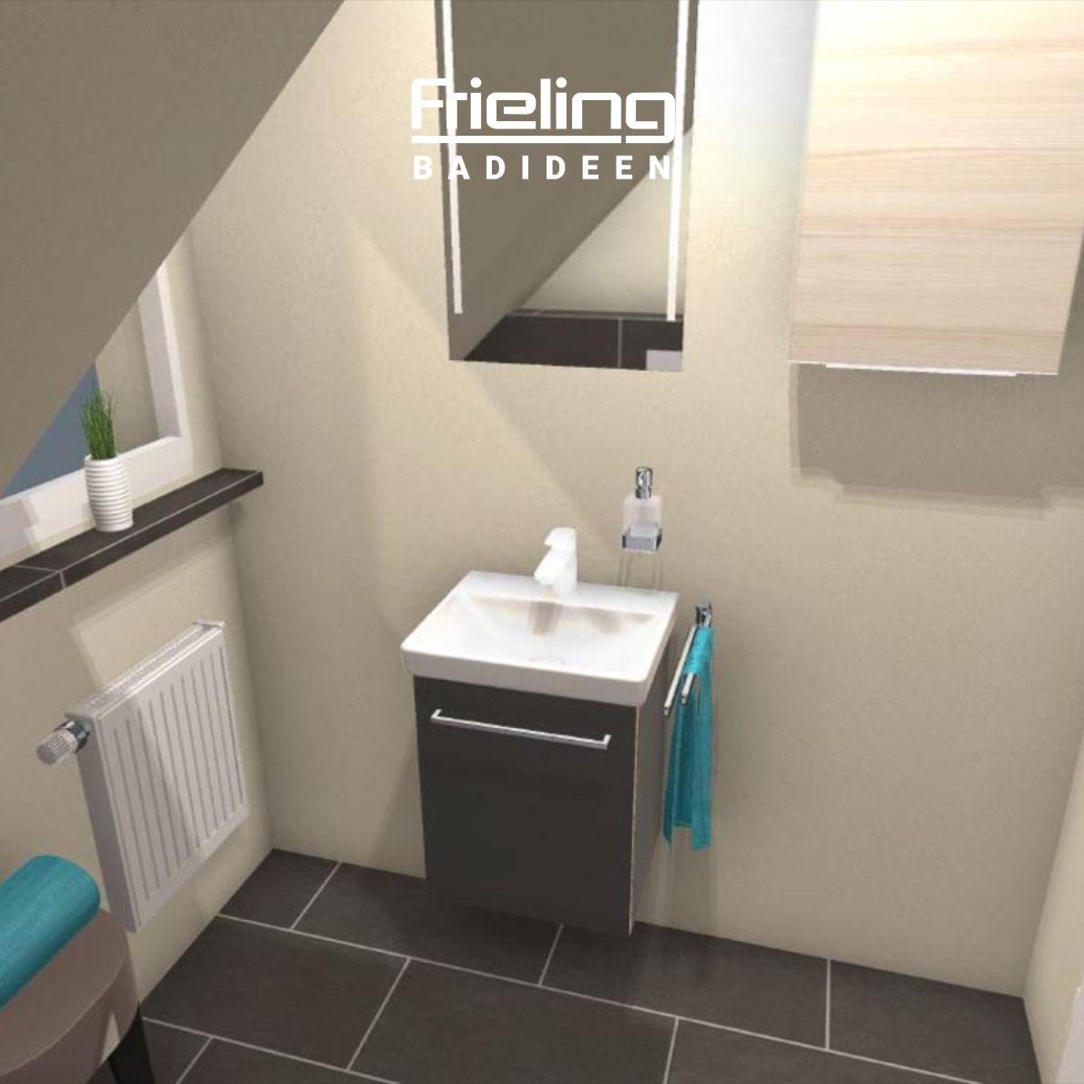 Ein Kleines Waschbecken Fur Einen Kleinen Raum Ansicht Auf Das Handwaschbecken Kleines Waschbecken Gaste Wc Wand Wc