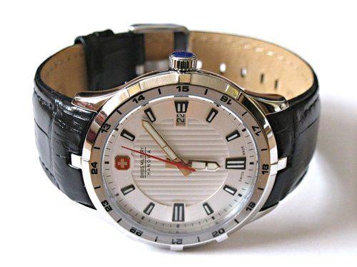 Neu - Swiss Military Hanowa Herren Uhr - Modell Nummer ...