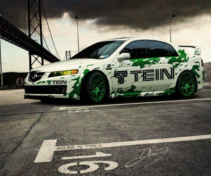 Tiens Car....(acura TL Type S)