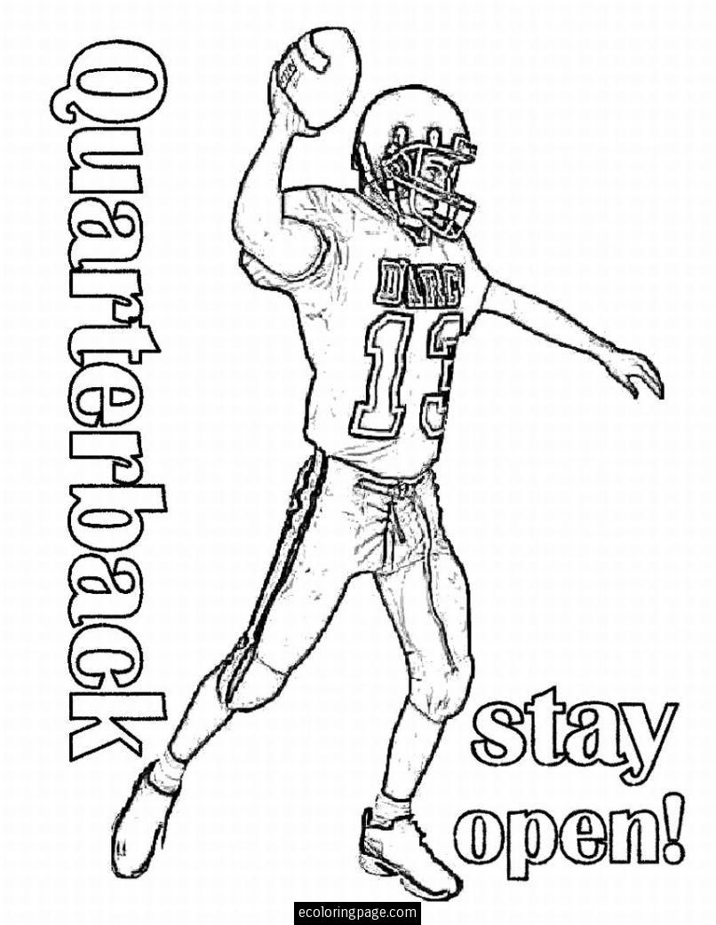 football | Coloring pages for Adults | Pinterest