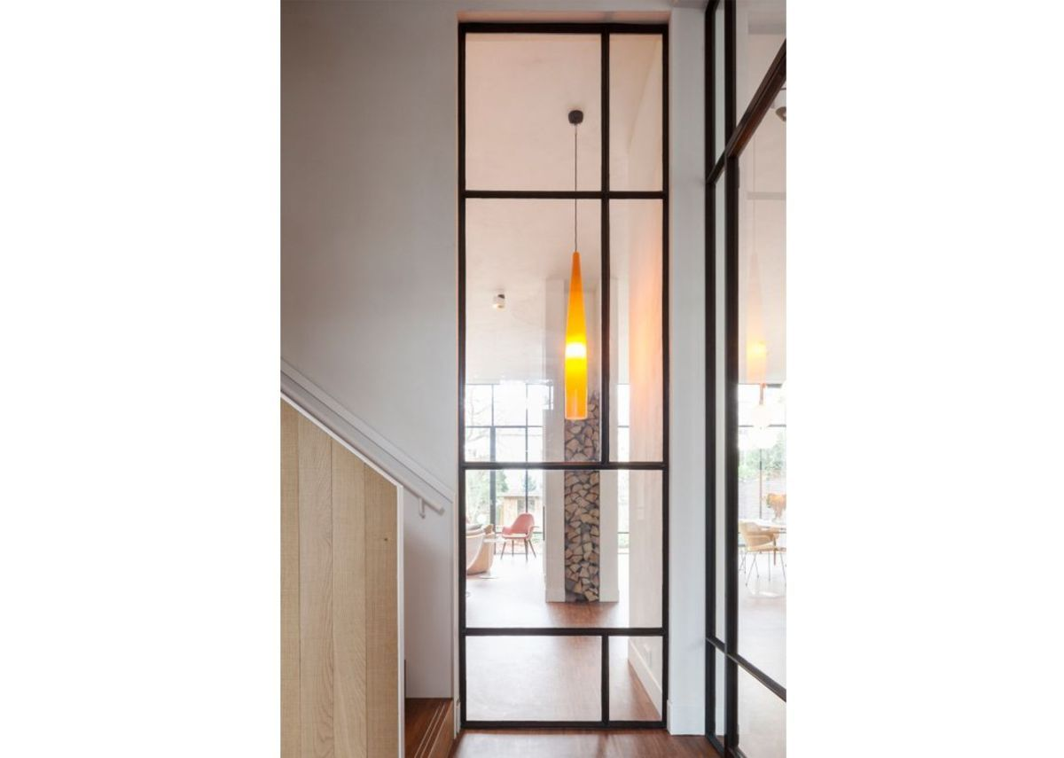 New art deco steel doors | RIBAJ