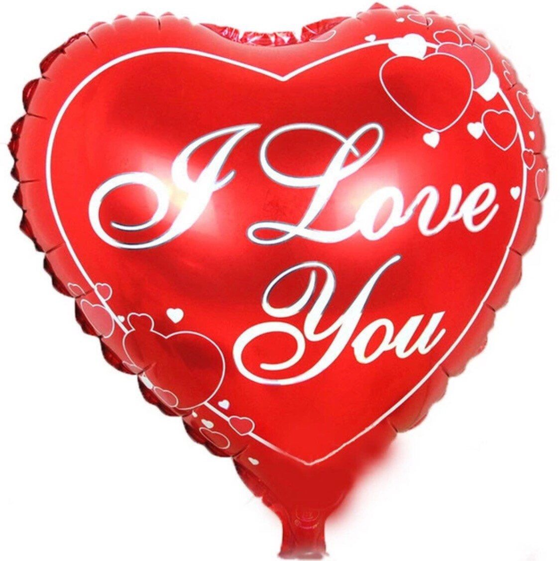 A personal favorite from my Etsy shop https://www.etsy.com/listing/261579223/red-heart-i-love-you-foil-balloon