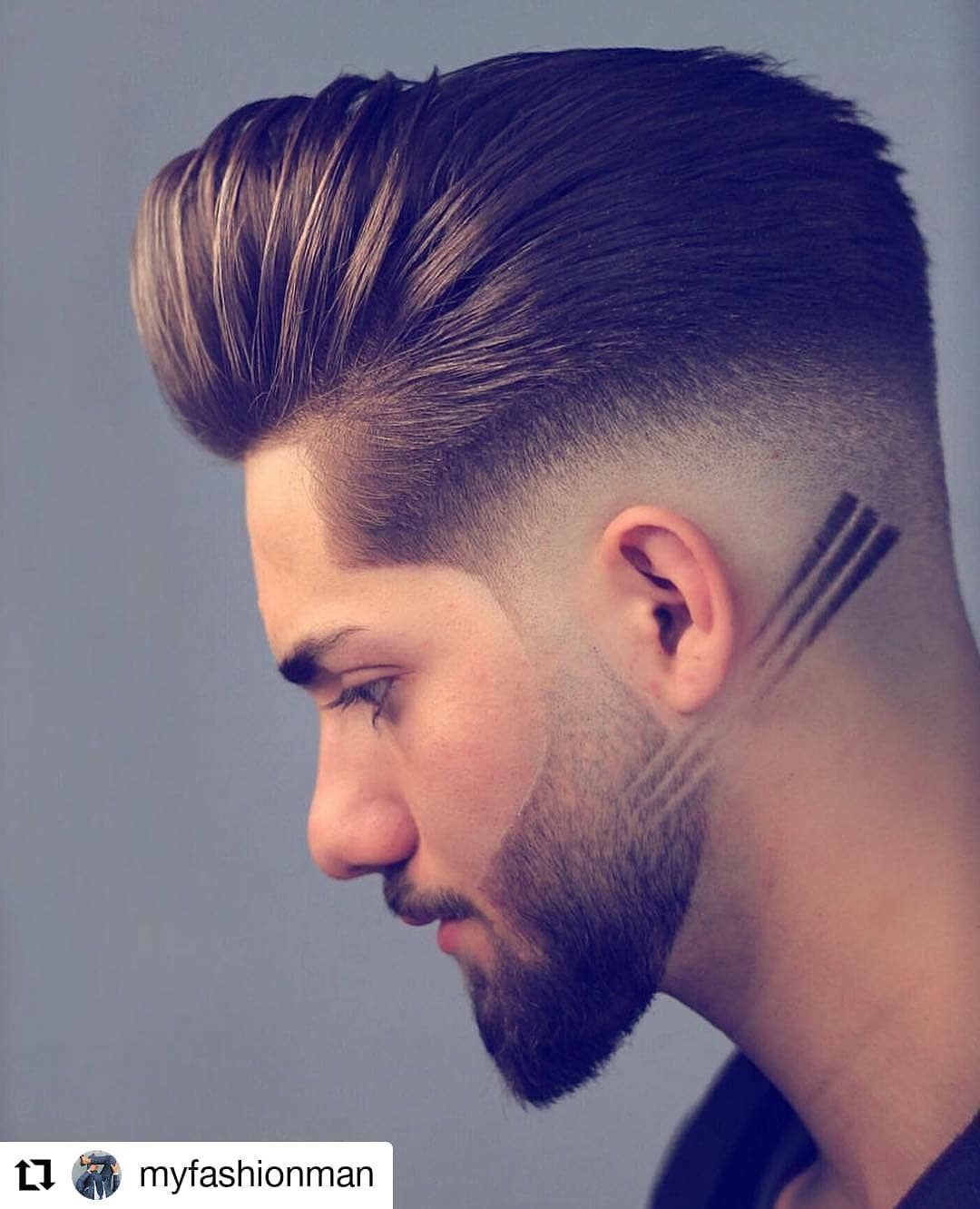 New Fire Hairstyle Men Haircut Styles Beard Styles Haircuts For Men