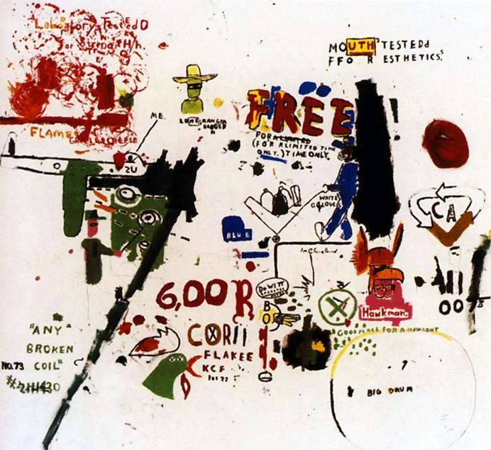 Abstraccion Diseno Grafico Freelance Concepto Grafico Jean Michel Basquiat Concepto Creativo Diseno Grafico