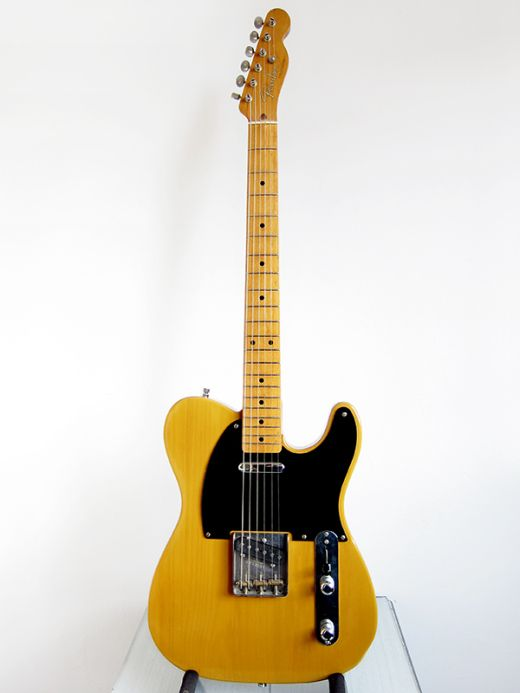 Instruction Books, Cds & Video Vintage Guitars Fender Telecaster Japan Book Keith Richards Black Guard Tele