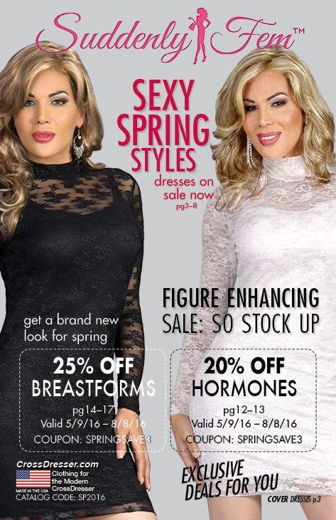 The Suddenly Fem 2016 Spring Catalog - Shop the latest trending TG