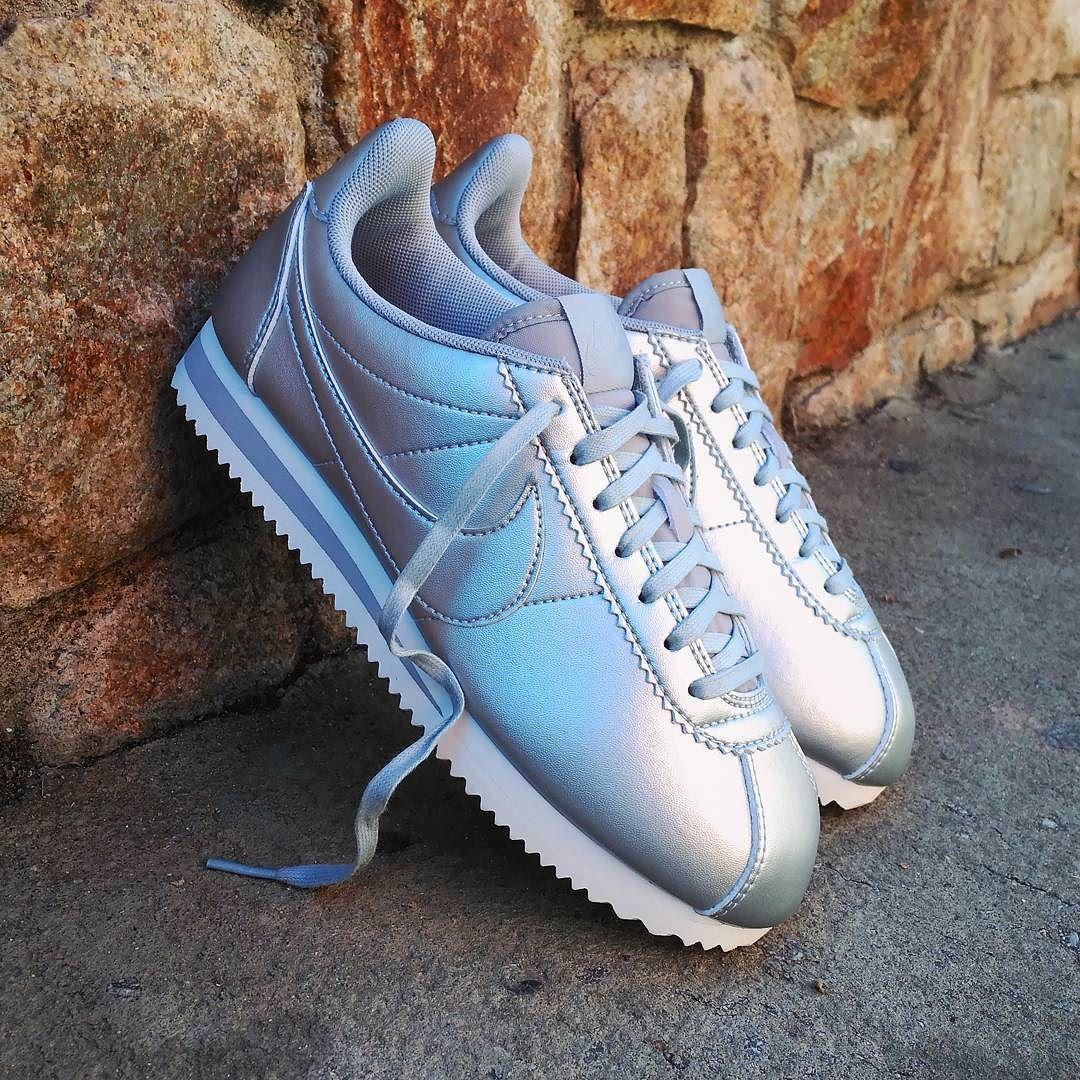 1c6c6221 ... promo code for nike cortez classic leather silver size wmns price 85  spain envíos de004 4be33