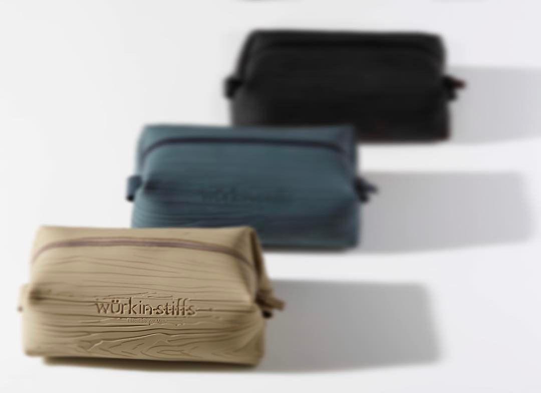 New Dopp Bags coming soon.... #wurkinstiffs #staytuned