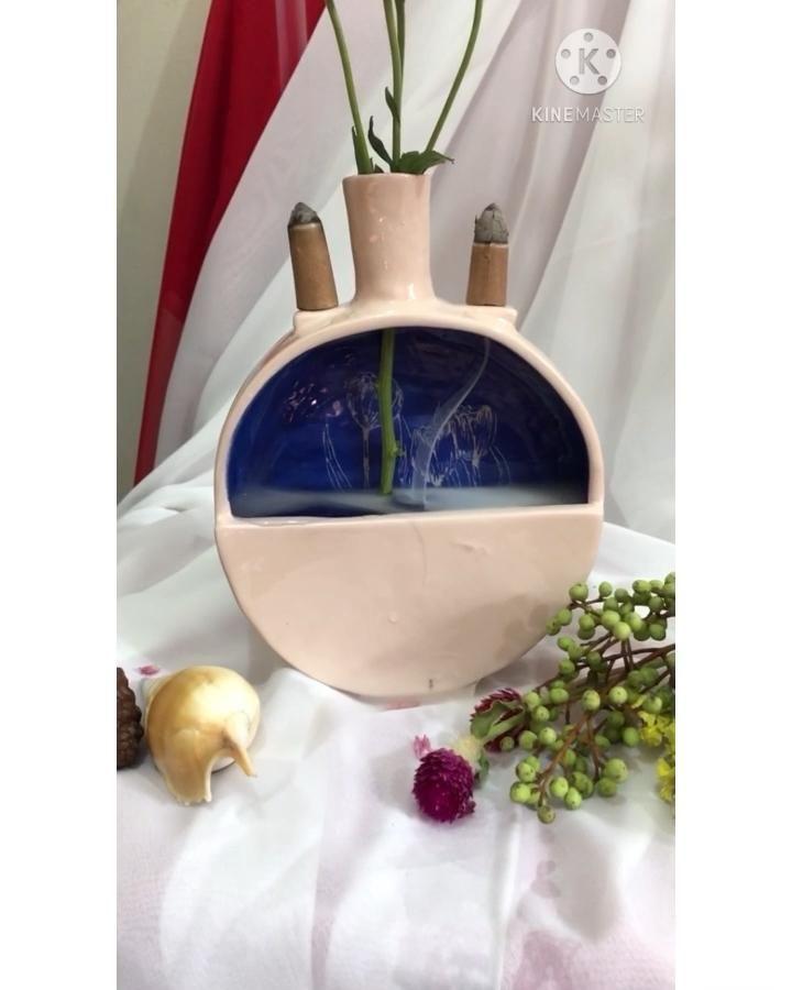 #ceramics #ceramiccafe #handmade #ideas #flowerbath #pottery #potterydesign