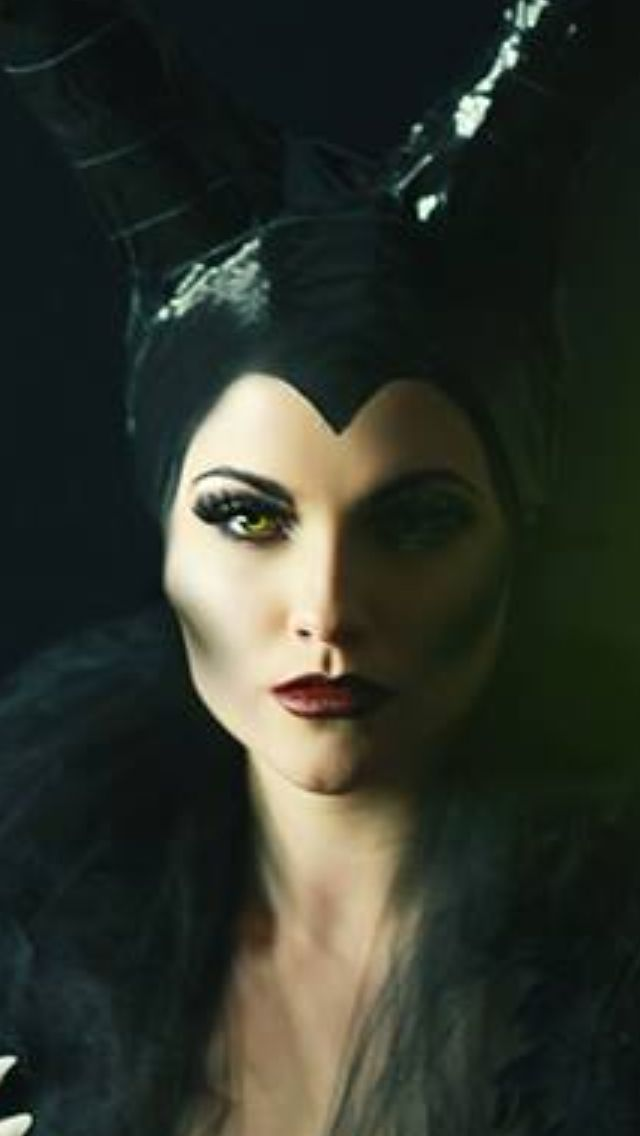 Evil queen. Disney character. Maleficent makeup. Mac makeup ...