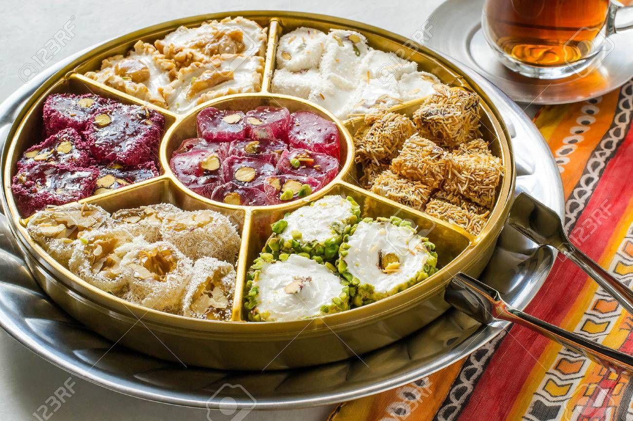 Delicious Handmade Turkish Delight