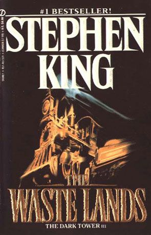 Stephen King The Wastelands With Images Stephen King Books