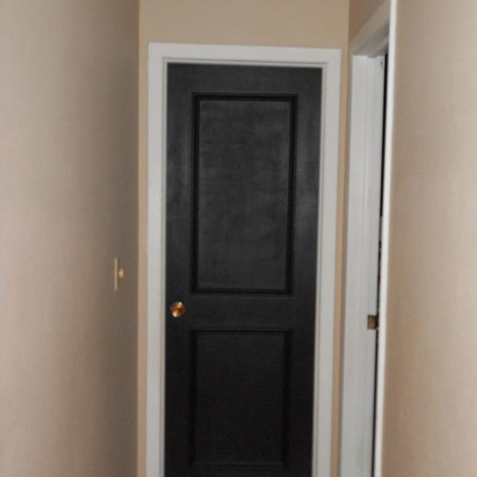 Adding Trim to Doors