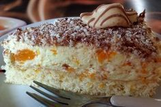 Photo of Flash Cake: Mandarins in the Paradise by mietzimaus | Chef
