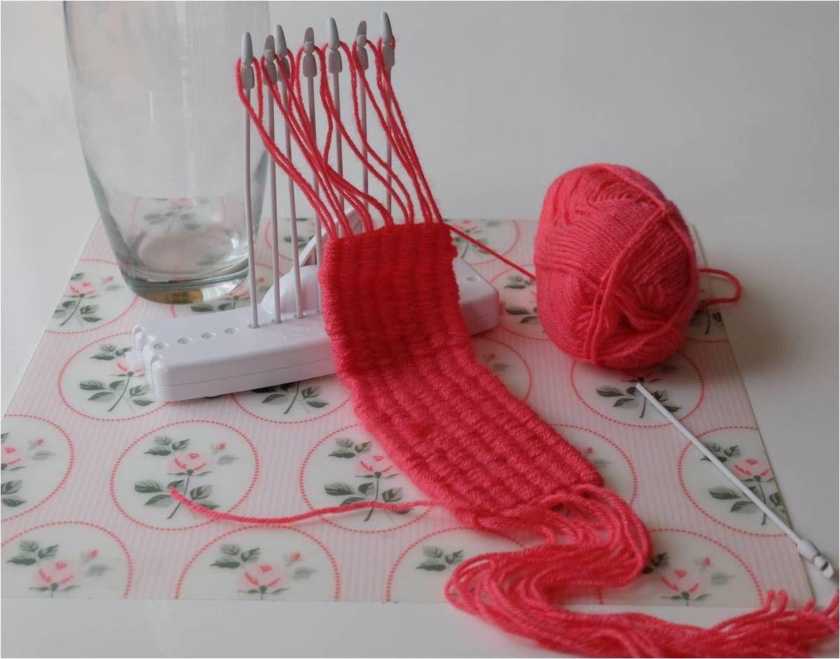 3 créations en laine avec Loop de Loom #DIY | Créations en laine DIY ...