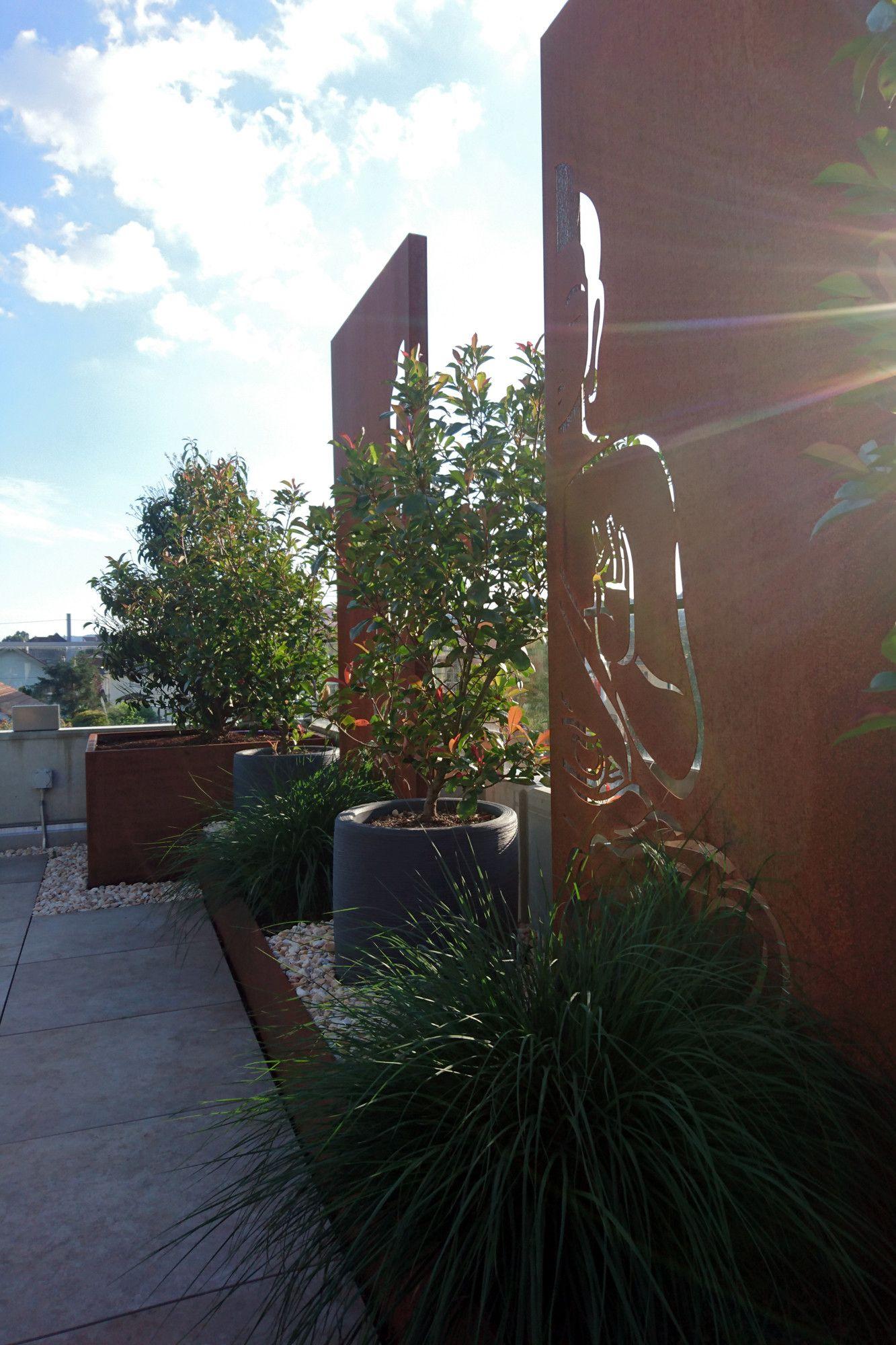Pin Von Taaroagarten Auf Muro Sichtschutzwande Sichtschutzwande Garten Gartengestaltung