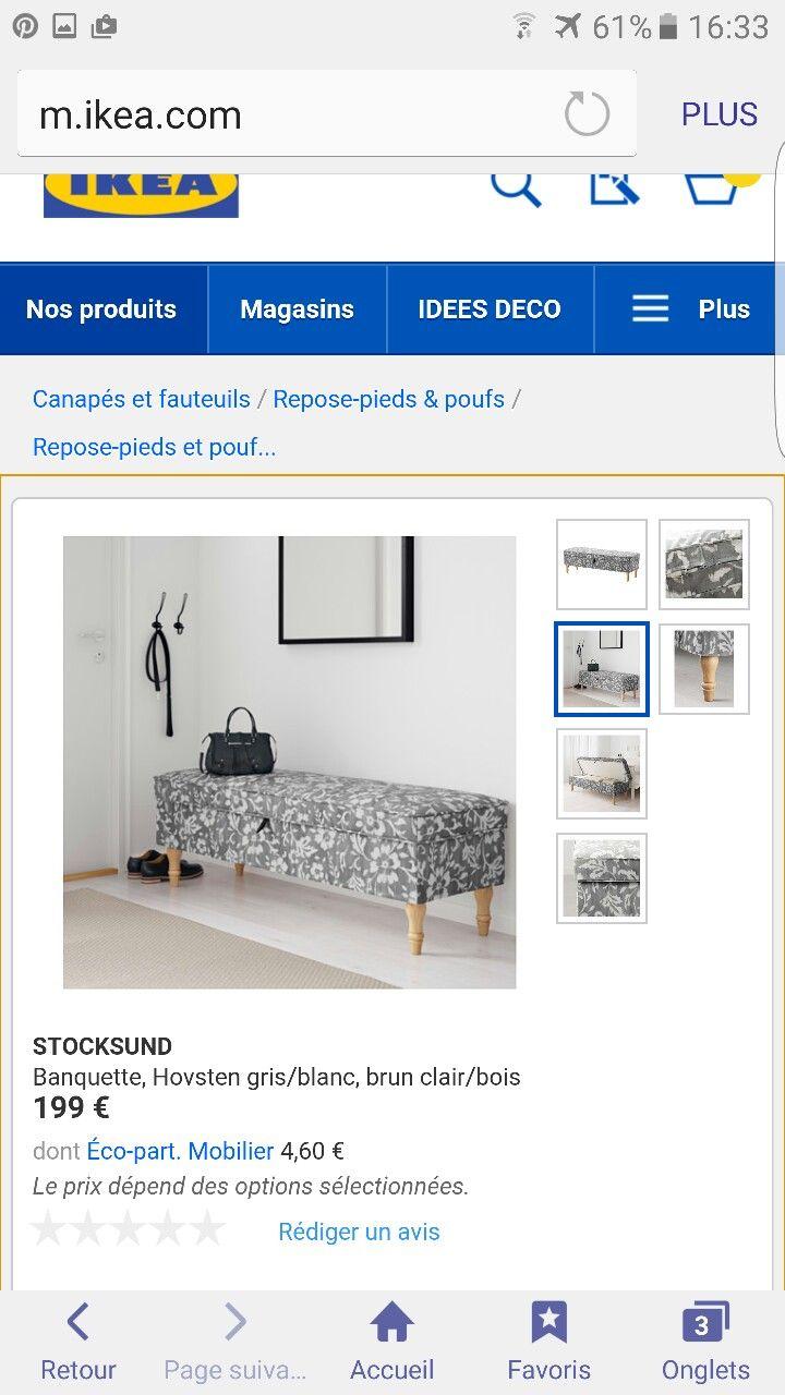 Ikea Salon Ikea Canape Fauteuil Idee Deco