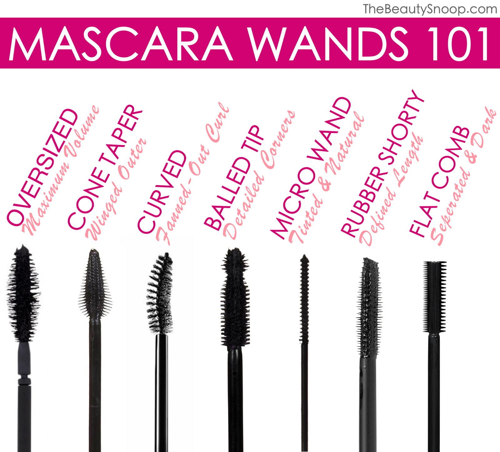 Best 25 mascara wands ideas on pinterest makeup tips for Mascara with comb wand