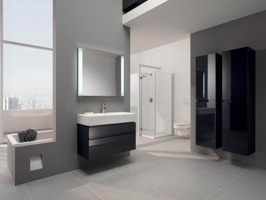 keramag xeno bathrooms pinterest. Black Bedroom Furniture Sets. Home Design Ideas
