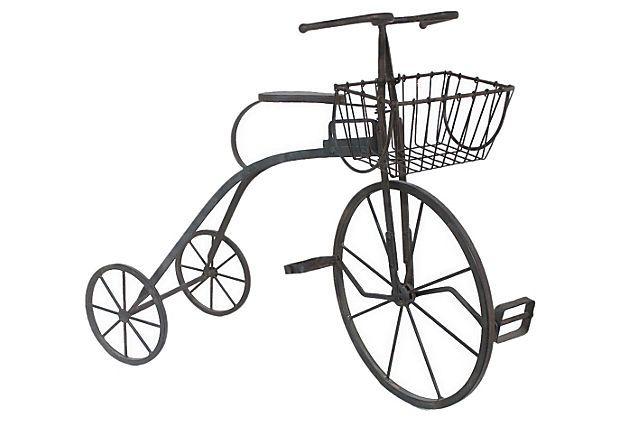 Garden Bicycle Planter On OneKingsLane.com