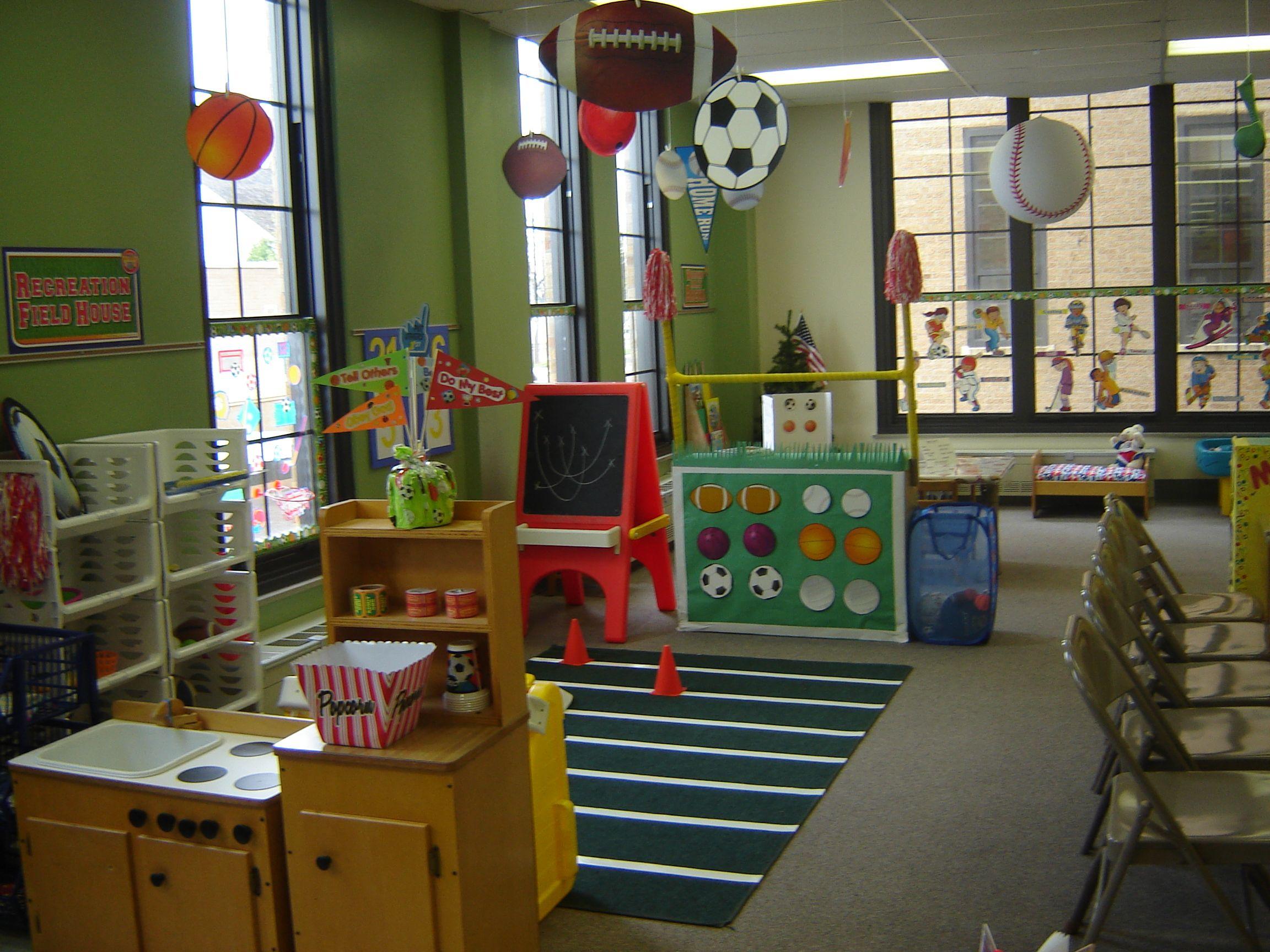 Sports Theme Classroom Decorations Share Sports Theme Classroom Sports Classroom School Sports Theme