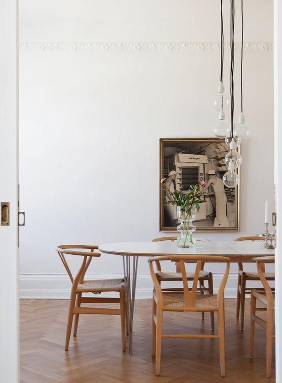 Wishbone Chair By Hans Wegner