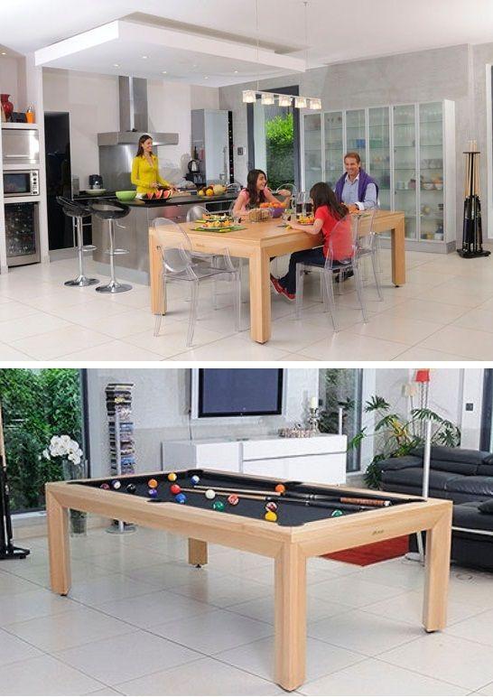 Mesa de sinuca em casa | moveis | Pinterest | Game rooms, Pool table ...