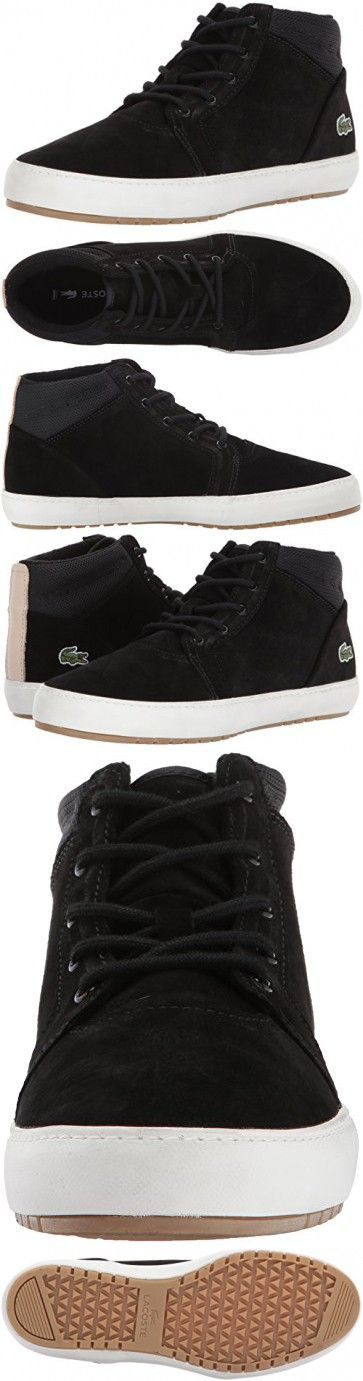 aaab6787a Lacoste Women s Ampthill Chukka 417 1 Sneaker