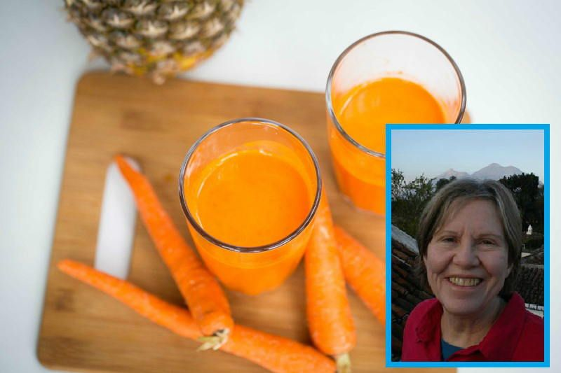 Pin On Carrot Juice Cure Cancer