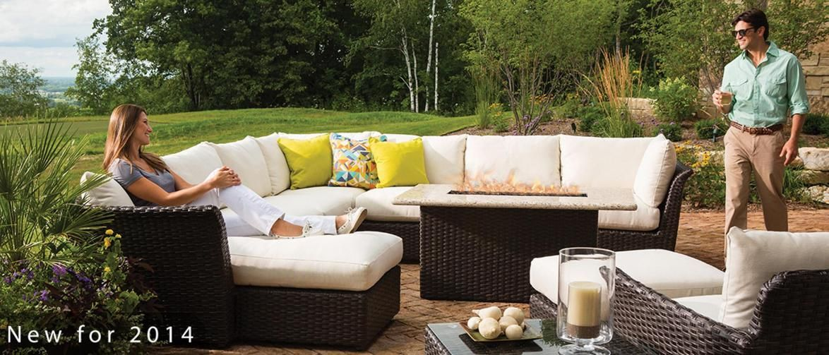 Lloyd Flanders Outdoor Wicker Available At Www Outdoorrooms
